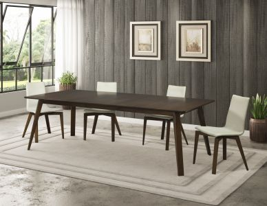 Alton Table with Slip-U Chairs