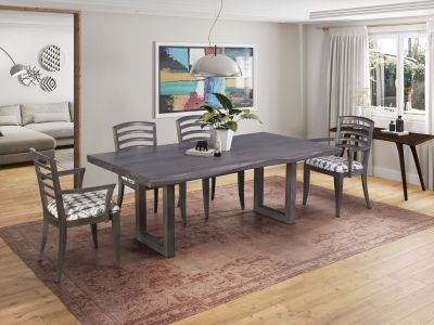 Emerson Wave Table with 27 Chairs