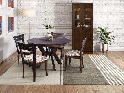 K Base Table with 39 Chairs