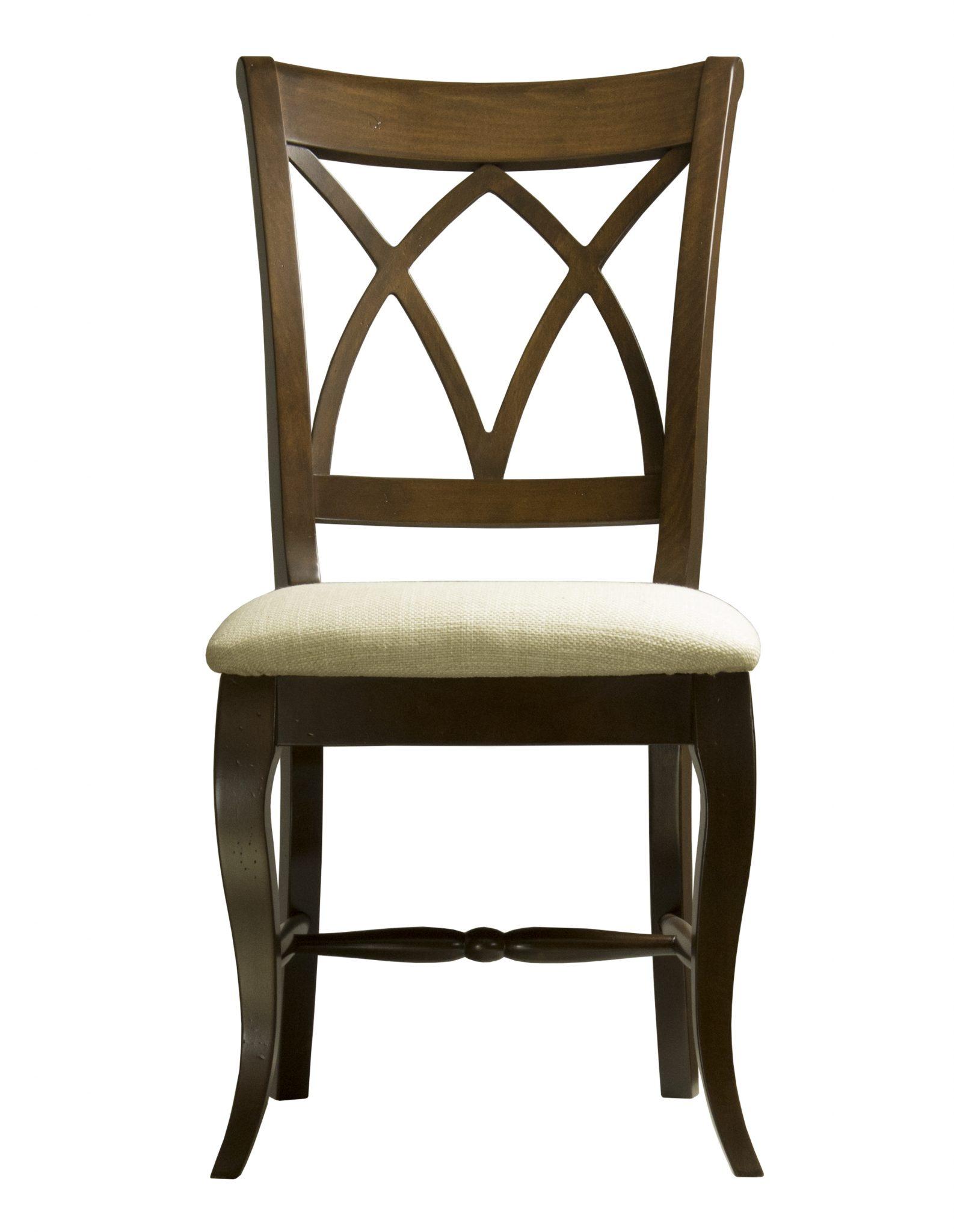 Model 18 Side Chair Upholstered