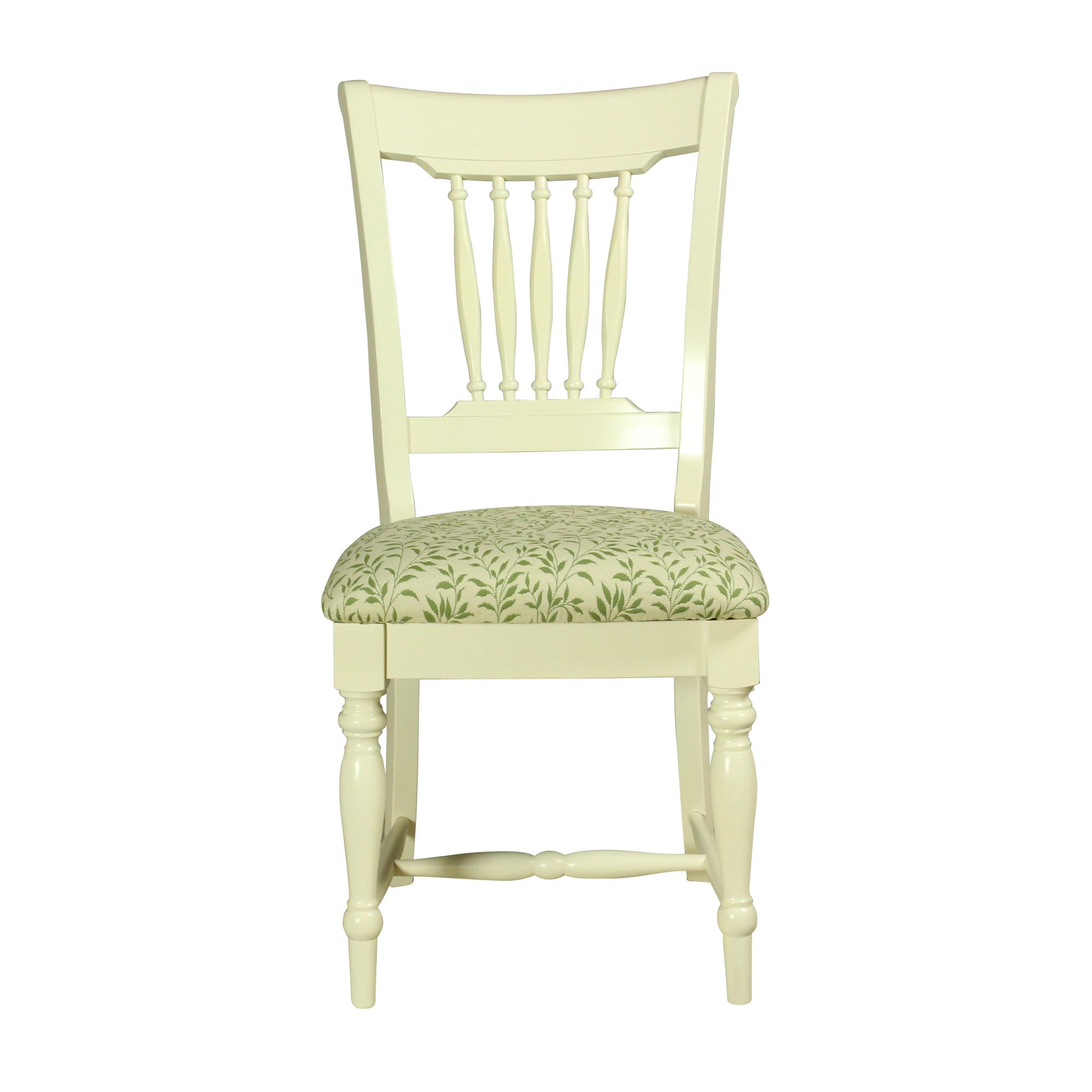Model 21 Side Chair Upholstered