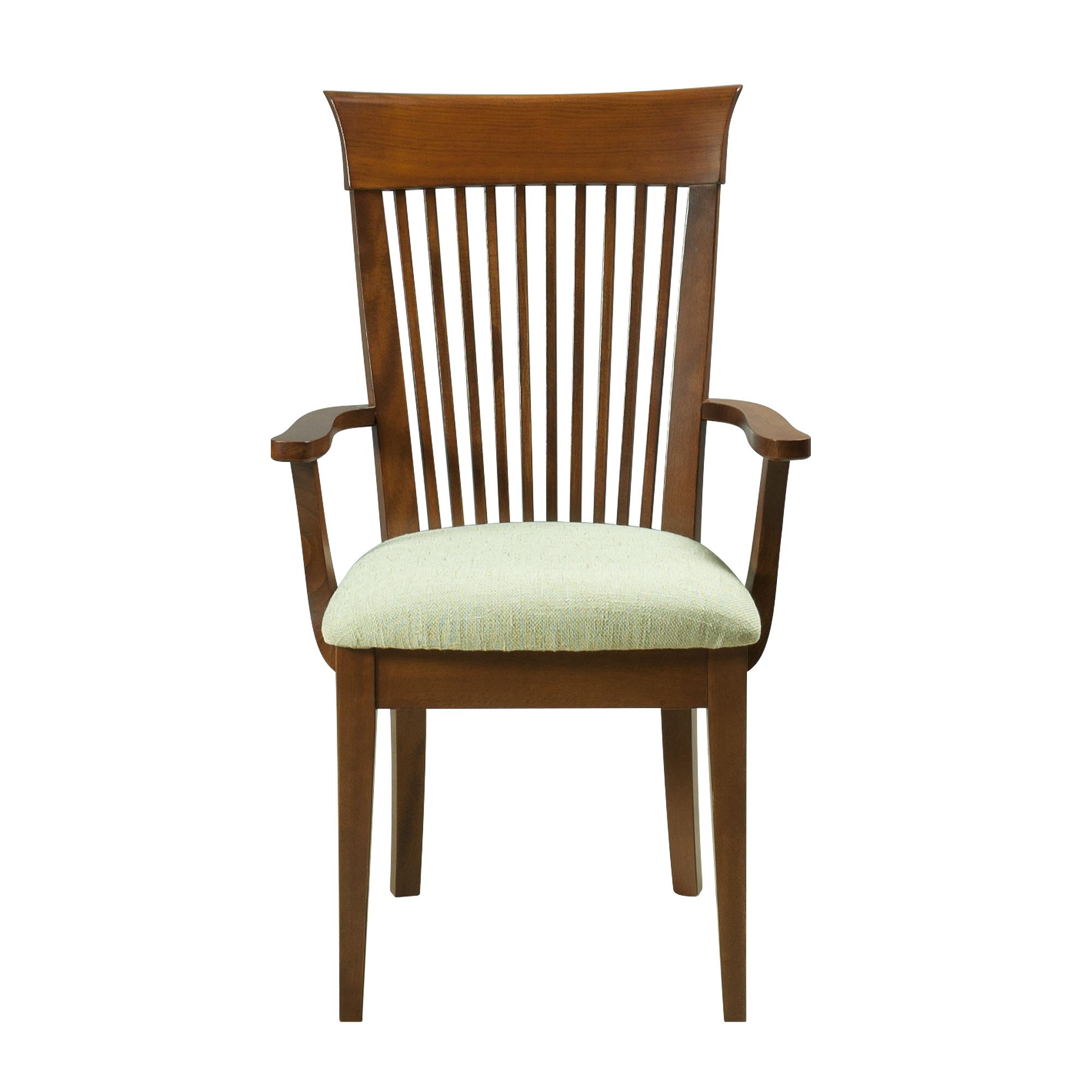 Model 58 Arm Chair Upholstered