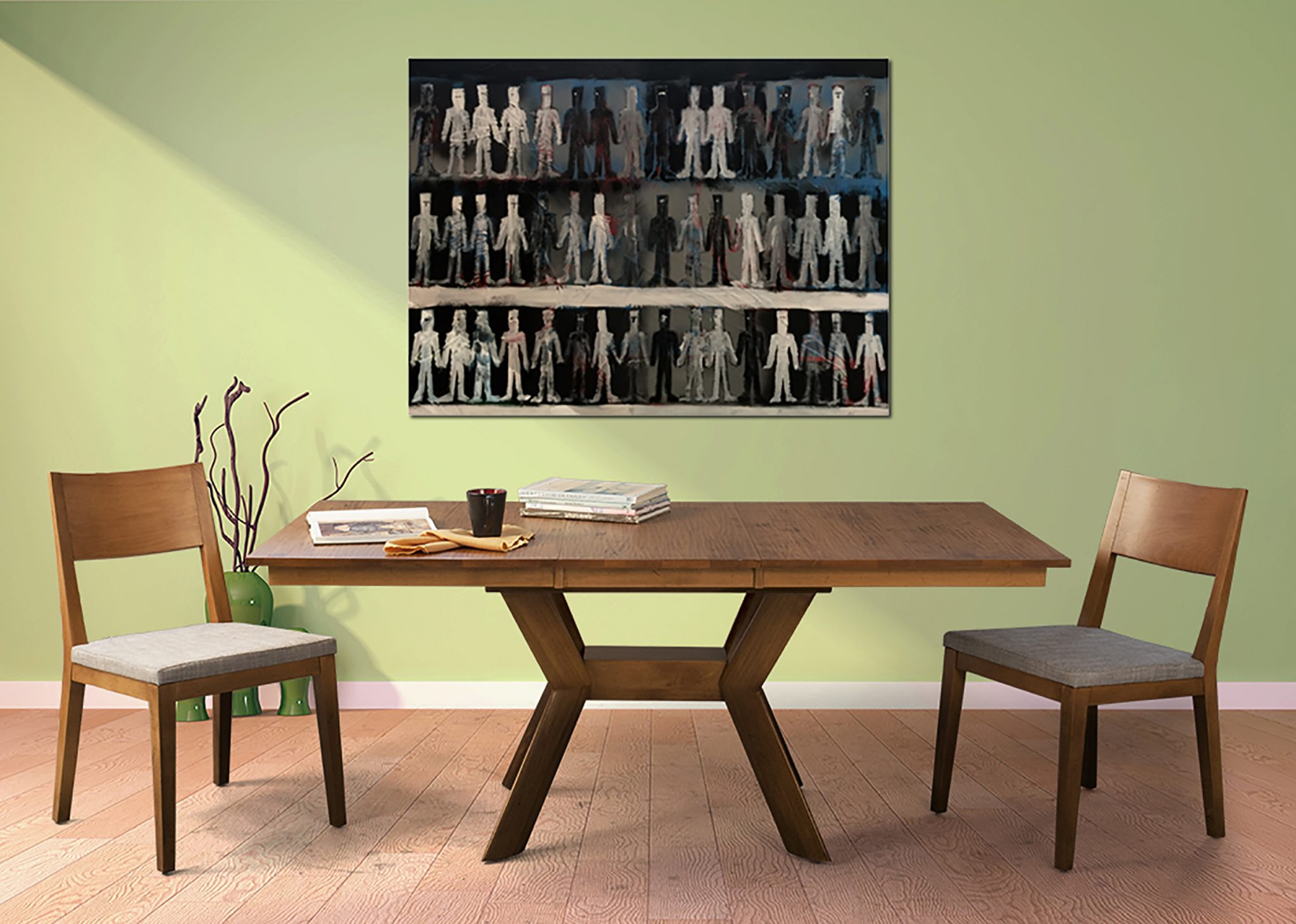 K Base Deluxe Dining Table