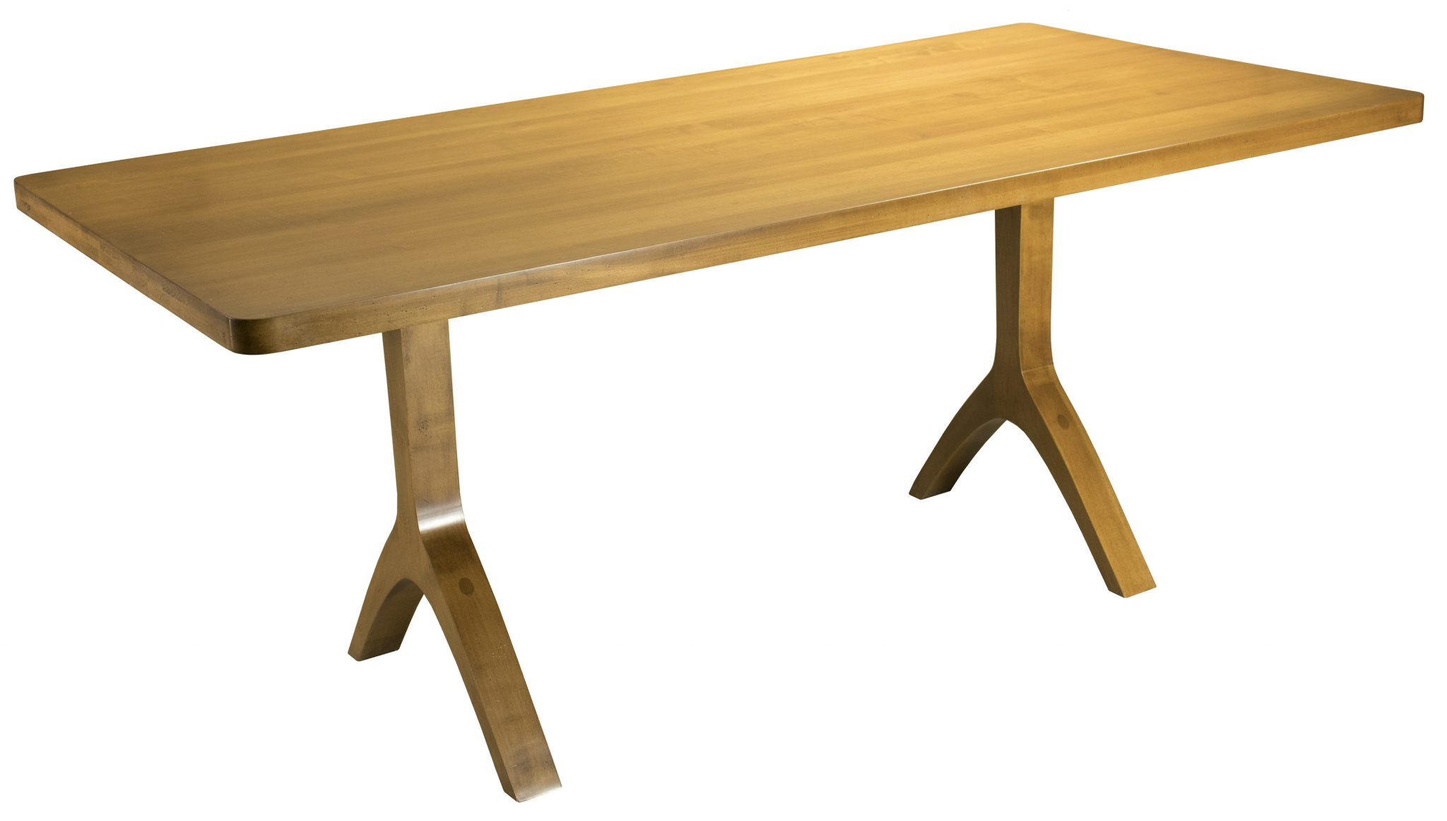 Hudson Dining Table Saloom Furniture Company