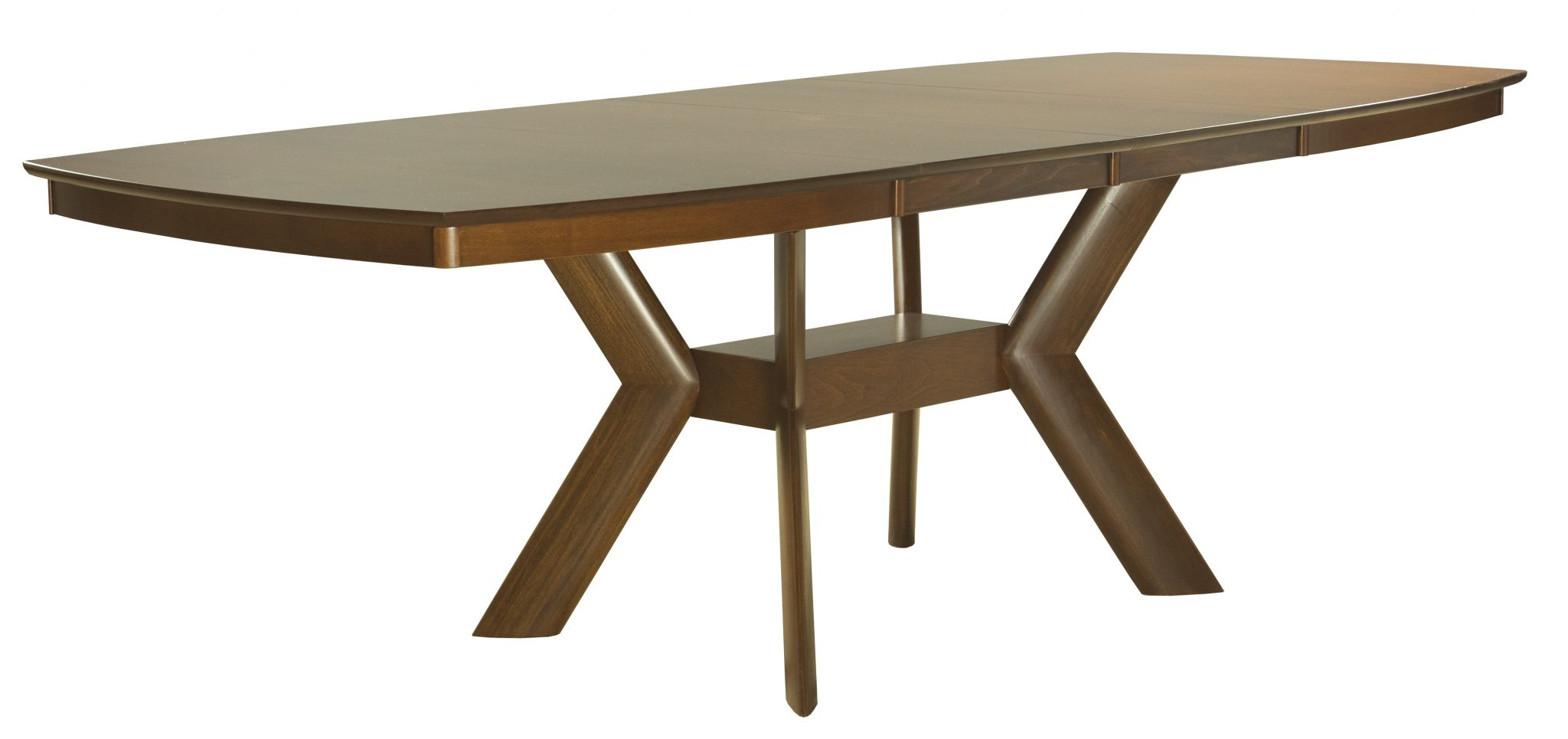 K Base Deluxe Dining Table Saloom Furniture Company