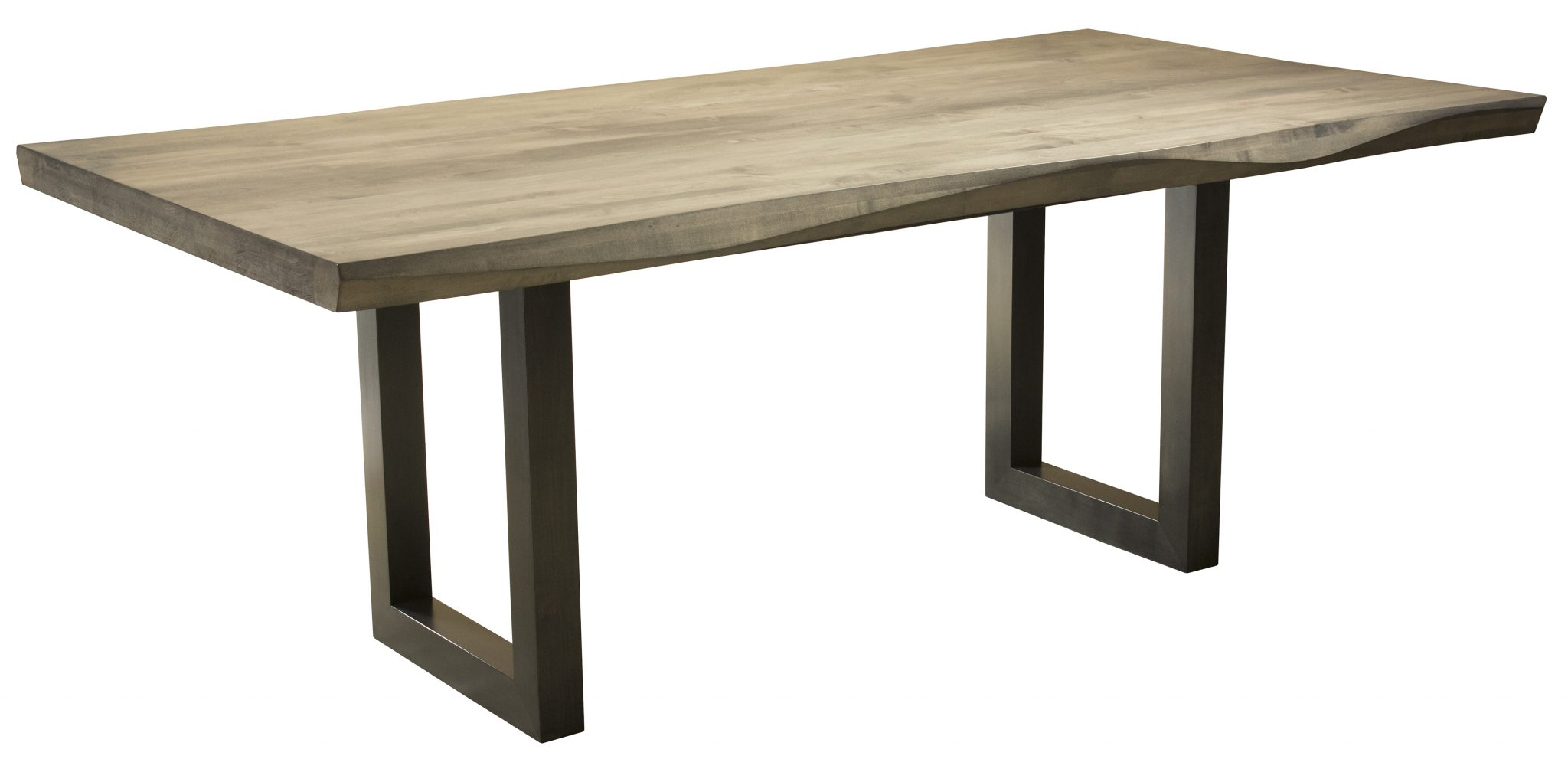Emerson Sculpted Edge Dining Table