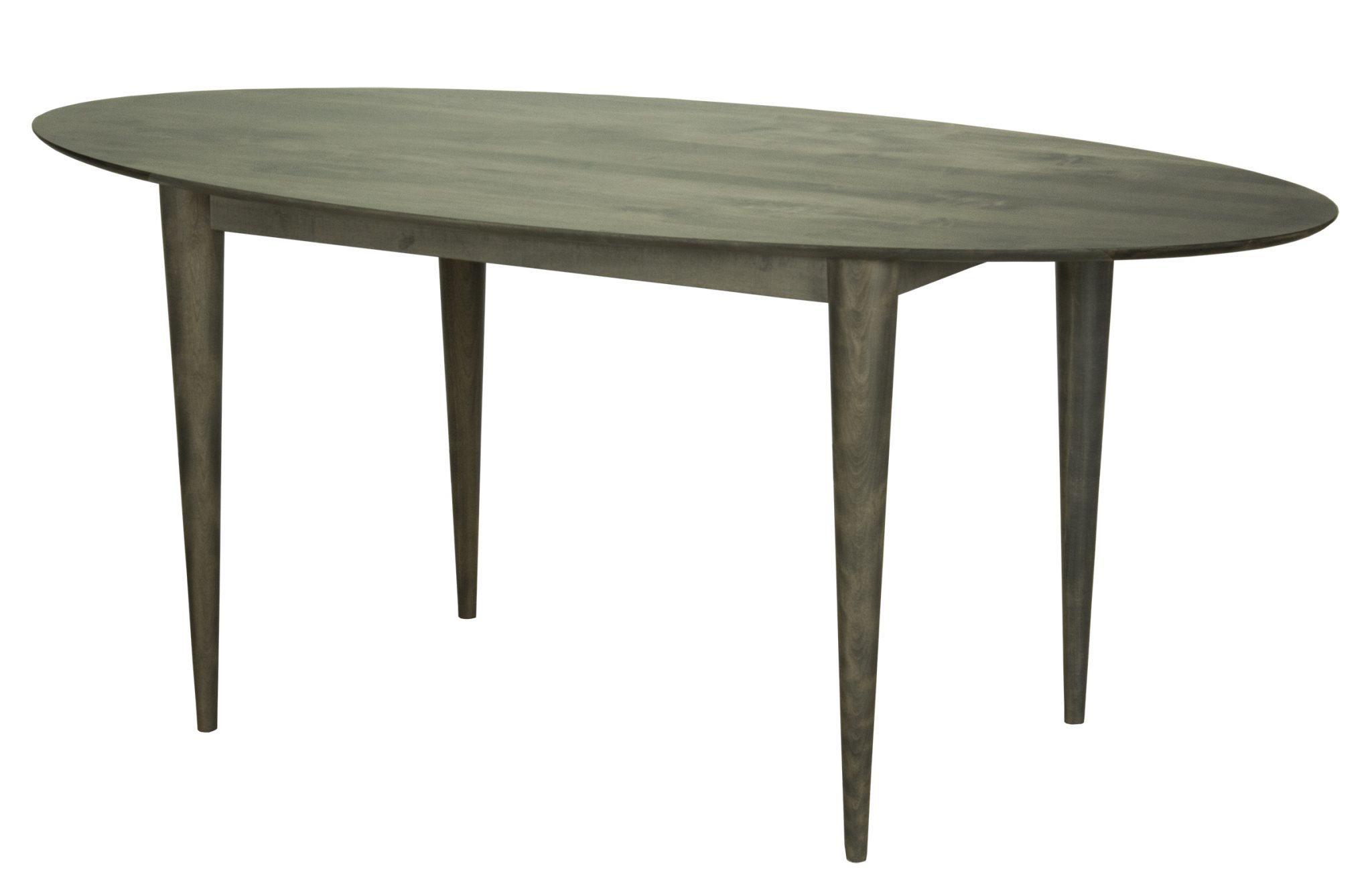 Cona Ellipse Dining Table – Saloom Furniture Company