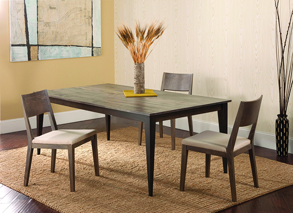 York Dining Table Saloom Furniture Company