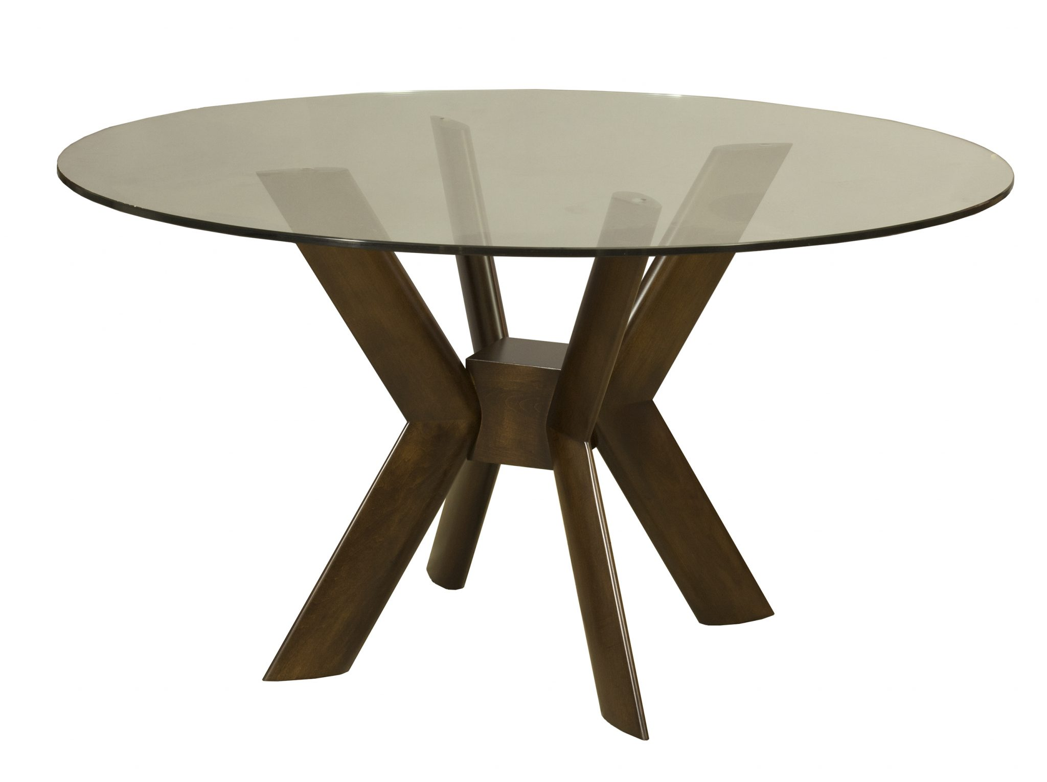 K Base Glass Dining Table – Saloom Furniture pany