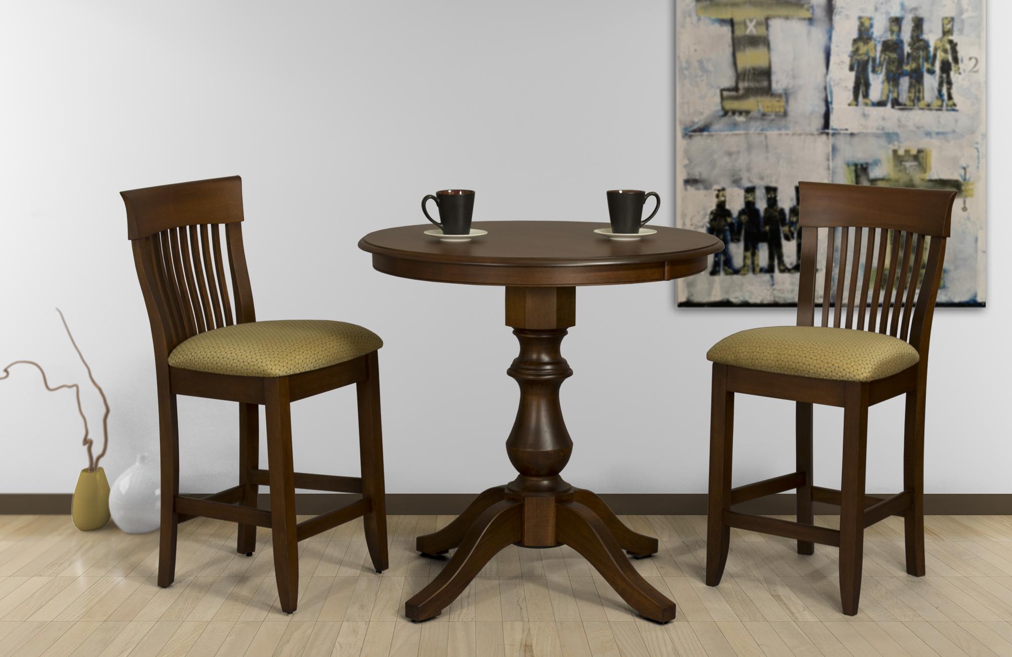 Woodstock Counter Table – Saloom Furniture Company